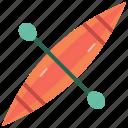 boating, canoe, kayak, ship, stroke, transport, vehicle