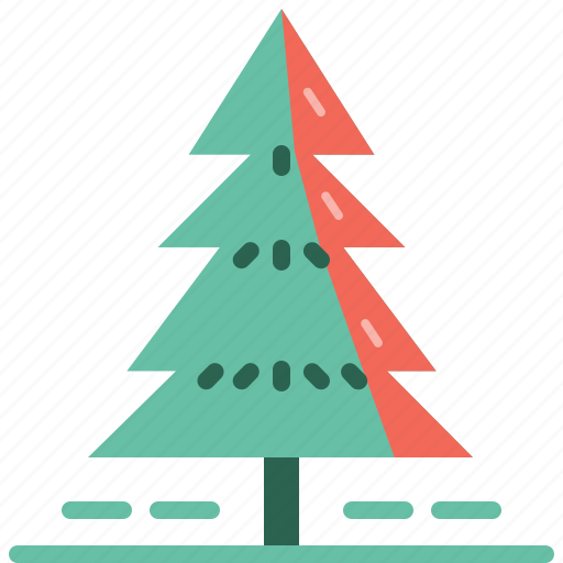 Christmas, forest, nature, pine, tree icon - Download on Iconfinder