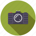 camera, camping, digital, dslr, equipment, outdoors, photography icon