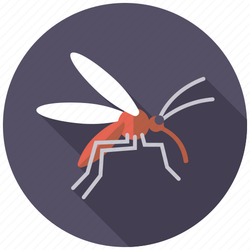 camping, insect, mosquito, outdoors, pest, plague, vermin icon