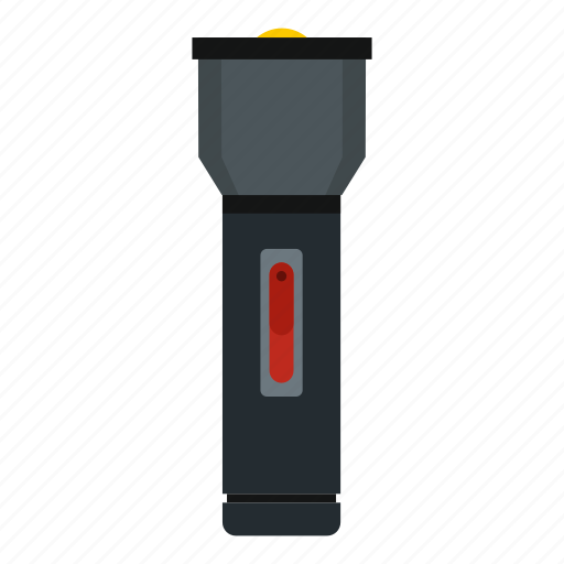 Electric, energy, flashlight, light, tool, torch, travel icon - Download on Iconfinder
