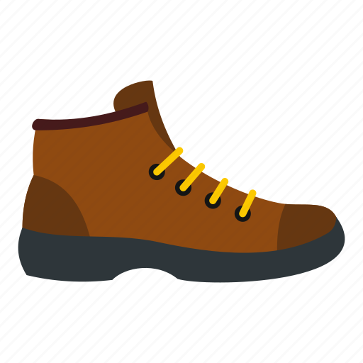 boot, camp, hike, hiking, shoe, track, travel icon