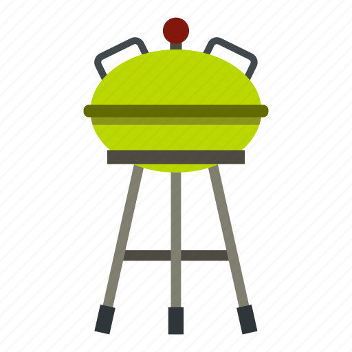 barbecue, bbq, charcoal, drawn, grill, party, travel icon