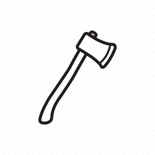 ax, axe, chopping, hatchet, tomahawk icon