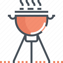 barbecue, barbeque, bbq, cooking, grill, grilling, summertime icon