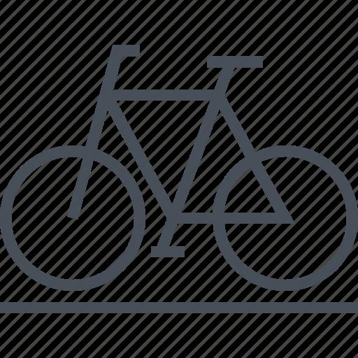 bike, biker, mountain bike, outdoor, race, transport icon