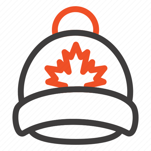 Canada, cap, hat, leaf icon - Download on Iconfinder