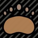 badge, education, logo, science, zoology icon