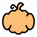 canada, cucurbit, halloween, pumpkin icon