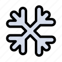 canada, flakes, snow, winter icon