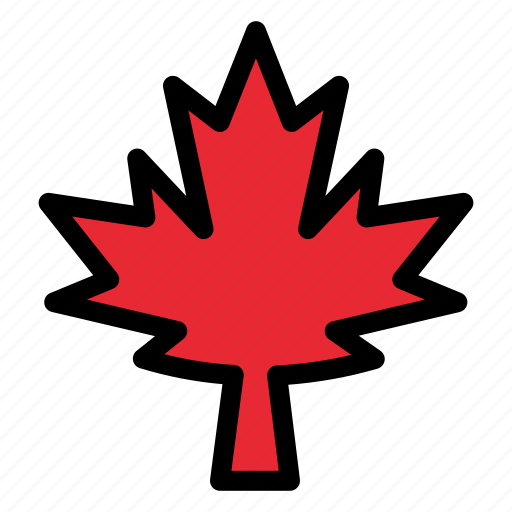 Canada, leaf, maple icon - Download on Iconfinder