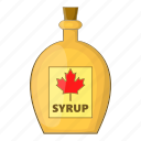 bottle, drink, maple, syrup icon
