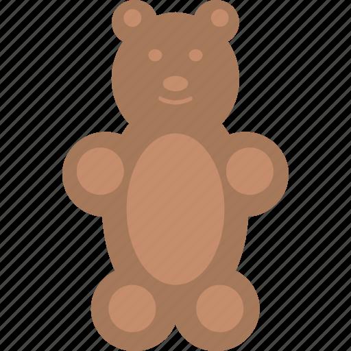 bear, candy, chocolate, sweet icon