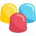 candy, colors, jelly, sweet icon