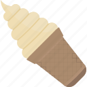 sweet, candy, ice, cream icon