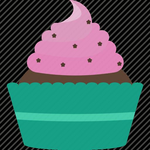 candy, chocolate, food, pancake, sweet icon