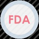 fda, certificate, food, drugs, foods