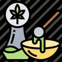 cannabinoid, cbd, concentrates, dab, extract icon