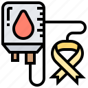 benefits, cancer, cure, medical, utilization icon