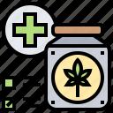 drug, herbal, medical, purpose, treatment icon