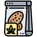 drug, herb, leaf, marijuana, weed icon