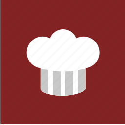 cap, chef, cooking, hat icon