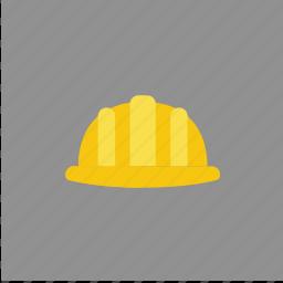 cap, hat, helmet, safety icon