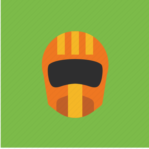 cap, hat, helmet, rider icon