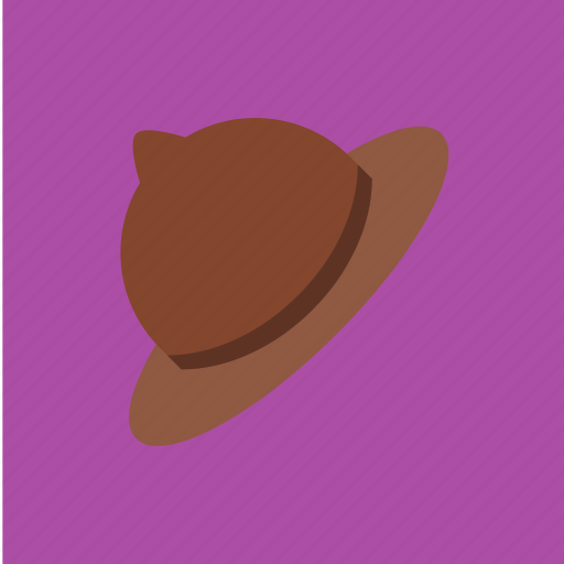 cap, fashion, hat, sheriff icon