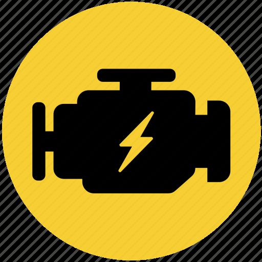 Car, diesel, engine, motor, power icon - Download on Iconfinder