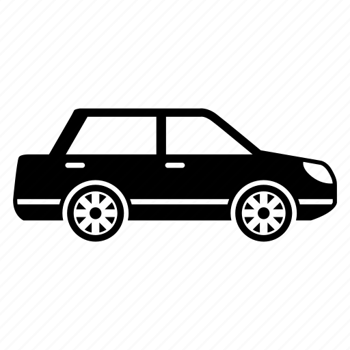 car, city car, transportation, vehicle icon