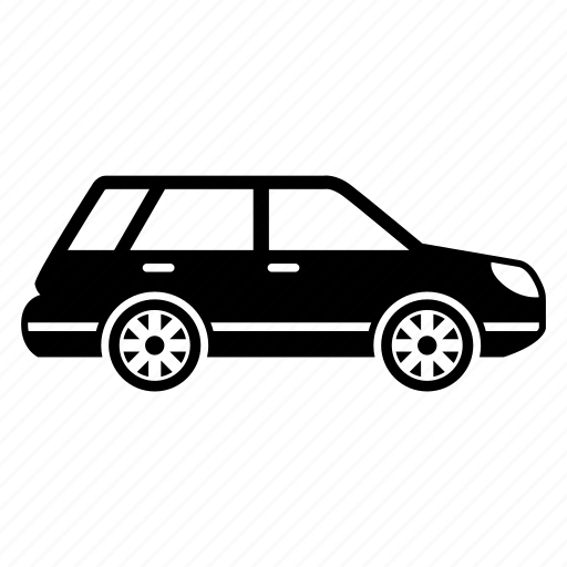 car, city car, transportation, vehicle icon