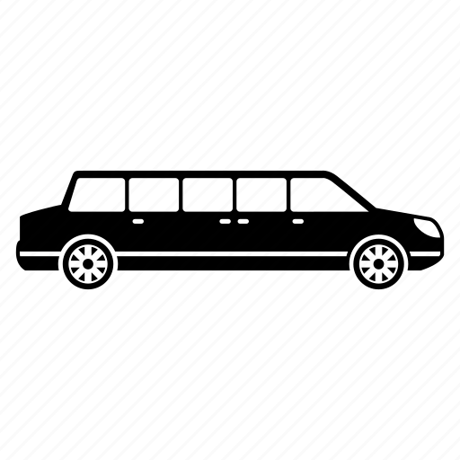 car, limousin, limousines, transportation, vehicle icon