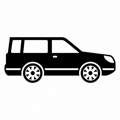 car, transportation, van car, vehicle icon