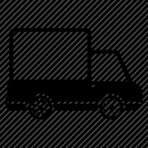 box car, car, transportation, vehicle icon