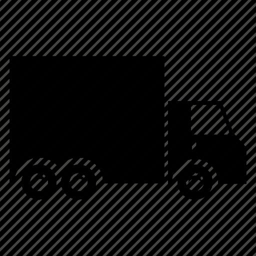 box car, car, transportation, truck, truck car, vehicle icon
