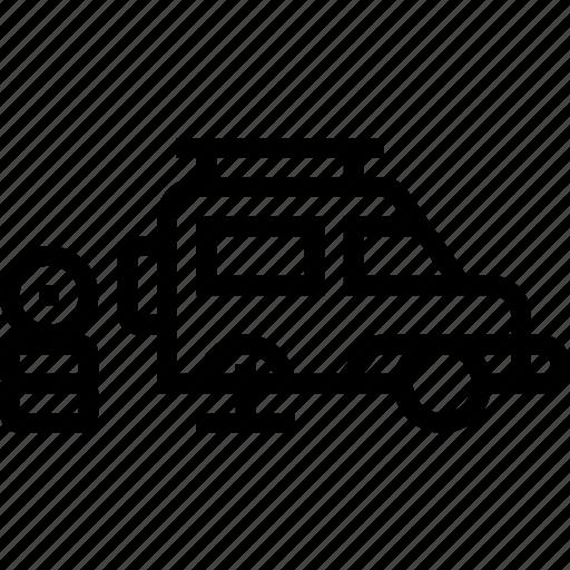 automobile, car, garage, maintenance, transportation, vehicle icon