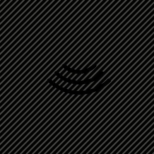 sensor  signal  wave  wifi icon clip art waves free clip art waves border