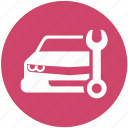 auto, car, car repair, car service, repair icon