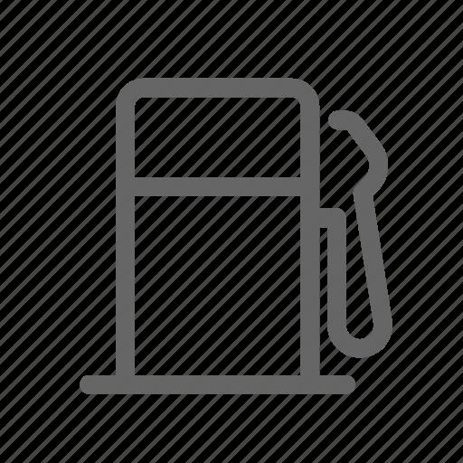 car, dashboard, fuel, gas, gasoline, petrol, station icon
