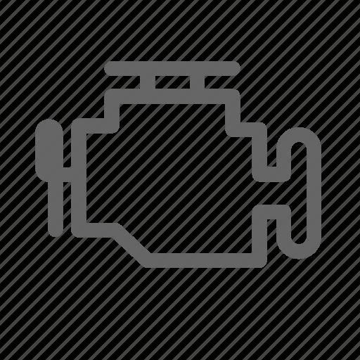 car, dashboard, engine, mechanic, oil icon