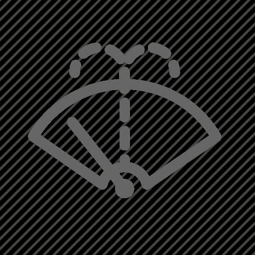 Car, dashboard, rain, rear, wash, washer, window icon - Download on Iconfinder