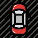 artboard, car, car door, doors icon