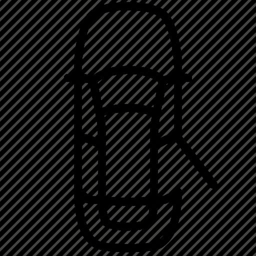 Door, ajar, back, right, open door, rear, car icon - Download on Iconfinder