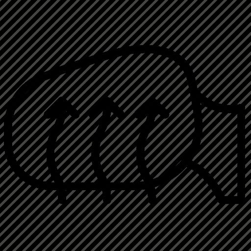 Exterior, rear, view, mirror, heating, view mirror, heat icon - Download on Iconfinder