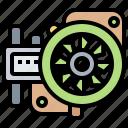 car, engine, mechanic, pump, water