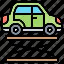 alignment, check, garage, service, wheel
