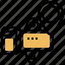 gps, sensor, location, device, map icon