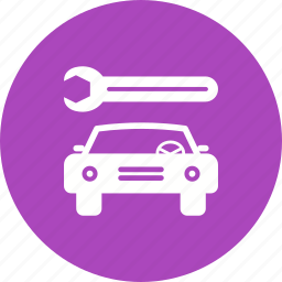 auto, automotive, car, mechanic, repair, service, shop icon