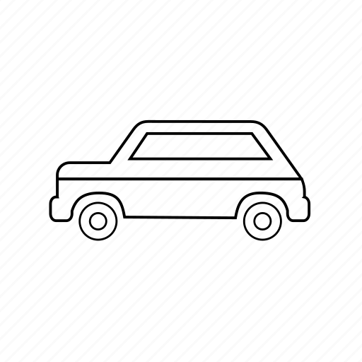 cab, car, sports car, taxi, transport, van, vehicle icon